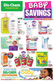 dis chem baby savings 22 mar 14