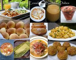 traditional ecuadorian breakfast dishes