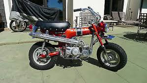 honda ct 70 motorcycles in texas