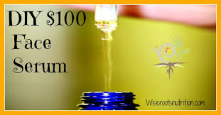 diy vitamin c serum with hyaluronic acid