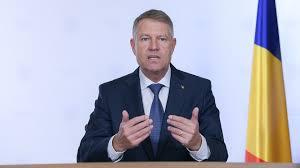 Declarația de presă susținută de Președintele României, domnul ...