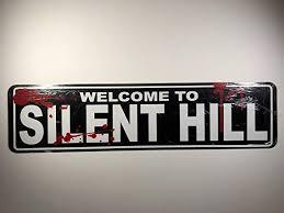 Auto Parts Accessories Silent Hill Car Decal Smaitarafah Sch Id