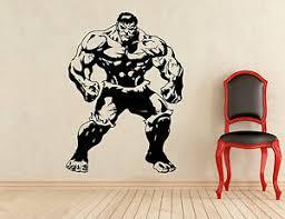 Hulk Wall Decal Superhero Comics Vinyl Sticker Art Decoration Murals 154z Ebay