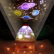 Rocket Galaxy Projector Led Night Light Usb Music With Remote Control Light For Kids Bedroom Decor As Children S Gift Lamp Led Night Lights Aliexpress