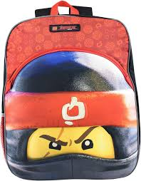 Lego Ninjago Boys Lego Ninjago Backpack: Amazon.ca: Luggage & Bags