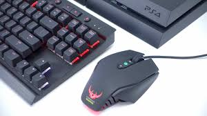 How To Use A Keyboard And Mouse On PS4 ...