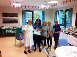 Cakes rise to the occasion for Macmillan | The Clitheroe Advertiser
