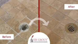 grout lines are ed