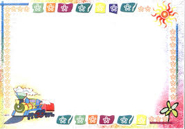 خلفيات للاطفال جاهزة للكتابة عليها