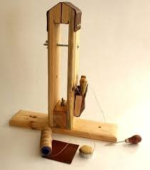 leather stitching pony vise with tools