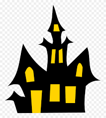 Halloween Transparent Background Png Download Halloween Haunted House Clipart 5195604 Pinclipart