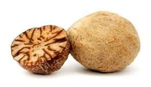 nutmeg nutrition facts health
