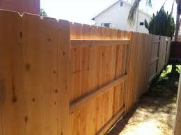 San Diego Fencing Services The Fence Company