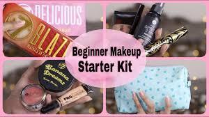 beginner makeup starter kit