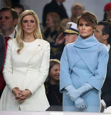 """Melania Trump Blocked Ivanka from Changing """"First Lady's Office ..."""