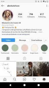 insram bio that grows your followers