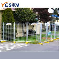China China Wholesale Temporary Fencing For Dogs Temporary Fence Yeson Factory And Manufacturers Yeson