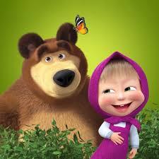 Masha e o Urso - Página inicial | Facebook