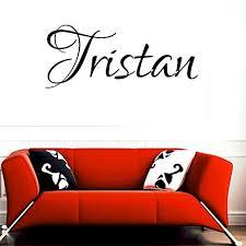 Tristan Girl Name Boy Name Letters Child Buy Online In El Salvador At Desertcart