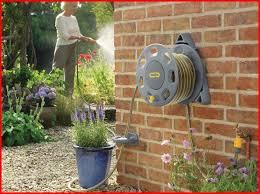 wall mounted hose pipe reel garden