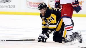 Matt Calvert of Columbus Blue Jackets suspended 1 game for cross-check on  Pittsburgh Penguins' Tom Kuhnhackl