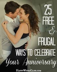 25 free frugal ways to celebrate your