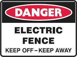 Electrical Hazard Signs Electric Fence Keep Off Keep Away Electrical Hazard Signs Safety Signs Signs Labels Seton Australia