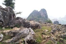 pesona geowisata stone garden