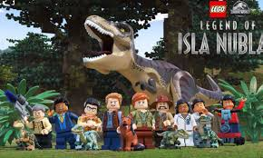 Lego And Universal Re Team For A New Jurassic World Miniseries And Building Sets