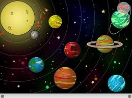 outer space pictures for kids space