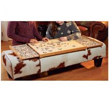 jigsaw puzzle tray able plan