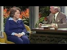 The Tonight Show Starring Johnny Carson: 01/01/1975.Adela Rogers St Johns  -Newest Cover Po - YouTube