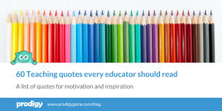 teacher quotes every educator should read