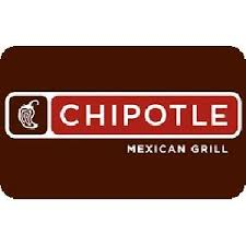 10 chipotle egift card for only 4