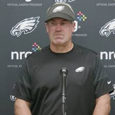 Doug Pederson following the Eagles' loss to Football Team: 'We got a lot of  work to do' - Bleeding Green Nation
