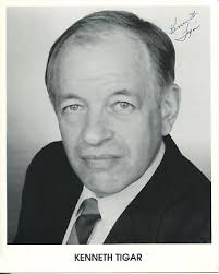 Kenneth Tigar Autograph Actor In The Happy Hooker & Wonder Woman Signed  Photo | eBay