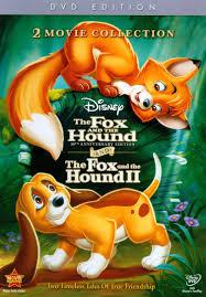 The Fox and the Hound/The Fox and the Hound II [30th Anniversary Edition]  [2 Discs] [DVD] - Best Buy