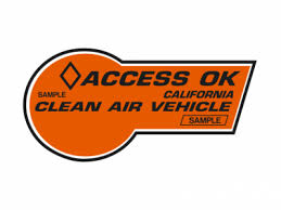 Clean Air Vehicles On Bay Area Express Lanes 511 Org