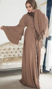 Pearl Bell Abaya - Ready To Dispatch | Muslim fashion dress, Abayas  fashion, Muslim fashion outfits