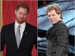 Jon Bon Jovi brands Harry 'the artist formerly known as Prince ...