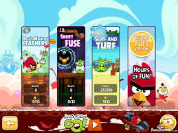 Angry Birds Free Adds Red's Mighty Feathers, Short Fuse ...
