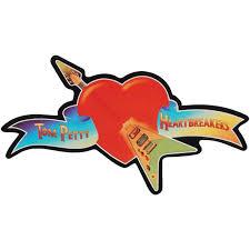 Tom Petty Sticker Walmart Com Walmart Com