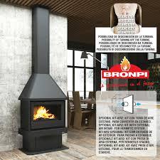 bronpi lisboa fireplace