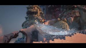 LEGO Ninjago Movie Video Game Walkthrough   Level 9: Ninjago City Downtown  - Gameranx