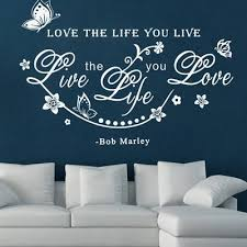 New 1pc 3d Black Acrylic Wall Stickers English Letters Wall Sticker Mirror Home Decoration Buy At A Low Prices On Joom E Commerce Platform