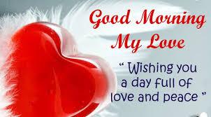 good morning sweetheart es