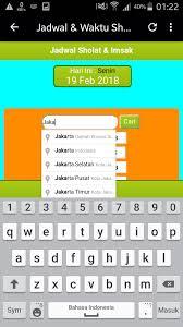 Jadwal Imsak Dan Sholat Praktis cho Android - Tải về APK