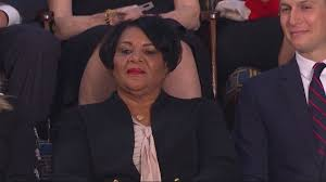 Alice Johnson moved to tears in State of Union speech | 9news.com