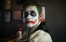 hd wallpaper sad clowns joker men