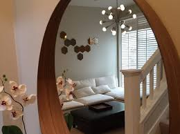 how to hang an ikea mirror stockholm